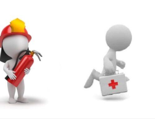 Datore di lavoro: primo soccorso e prevenzione incendi